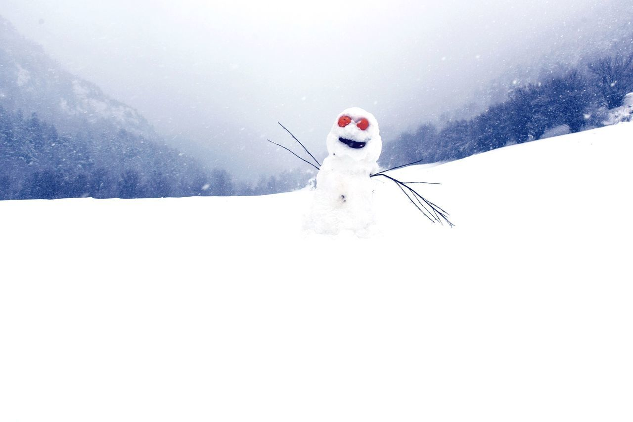 Beautiful stock photos of snowman, Andorra, Arms Open, Arms Outstretched, Beauty In Nature