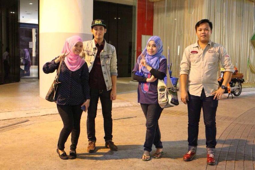 Throwback. Hangout with my friends! Sandakan Holiday Memories