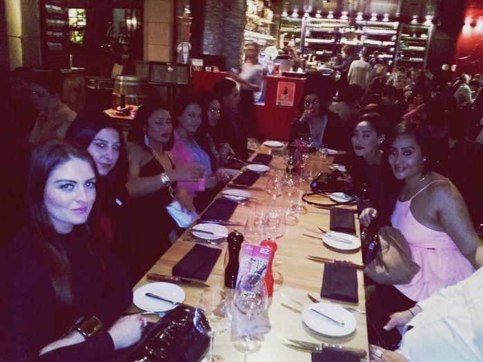 Tracey Fifitas Bday Bash Dinner Reunion with the girls Sydney Beautiful Ladies Birthday Australia