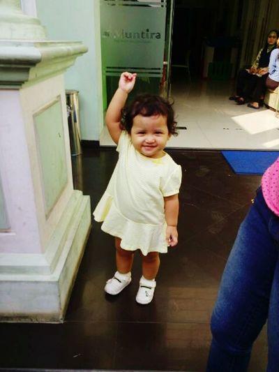 Vedin's been visiting Muntira Clinic First Eyeem Photo