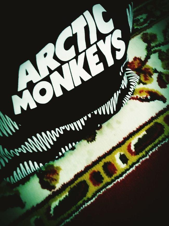 AM. Totebag Arctic Monkeys Band Merch