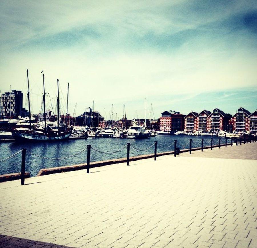 Ipswich Marina Ipswich Waterfront Ipswich Quayside