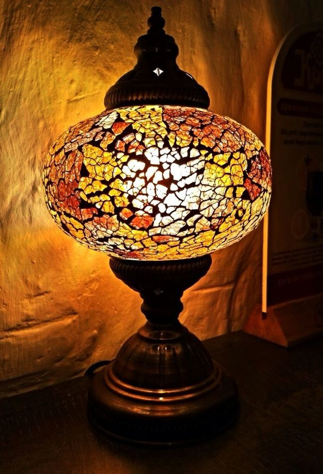 Lamp Light Light And Shadow Light Up Your Life