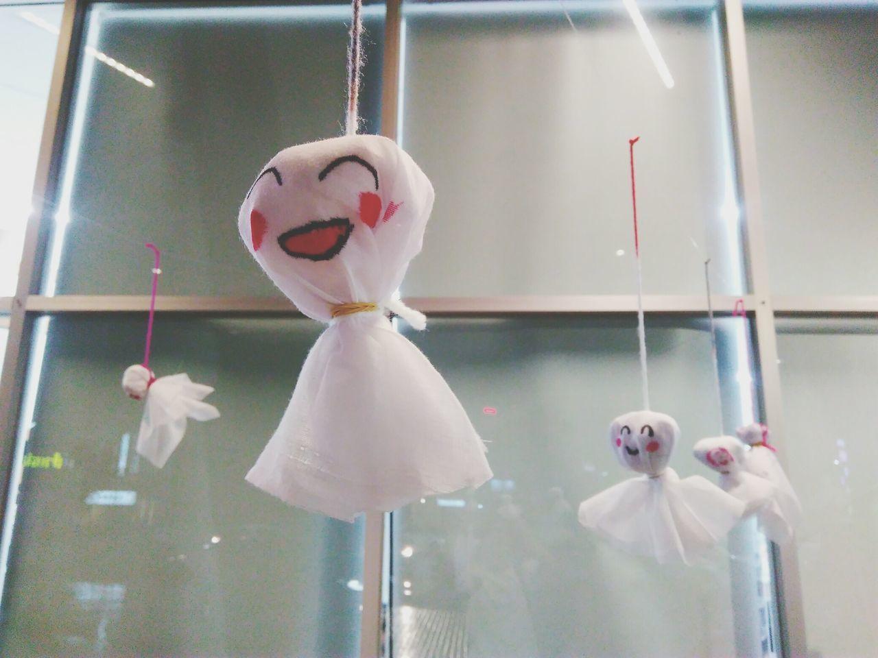 Anti rain doll Design Japanese Style Indoors  Indoors  Kawaii♡ Cute Kawaiii Handmade Raining Season Rain Retail  Culture Thai Food Japan Decoracion Art Indoors  Close-up Decorative Si Racha Thailand Doll Retail  Anti