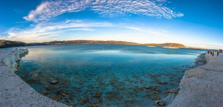 Landscape Lake Salda Lake Outdoors Cloud - Sky Landscape_Collection Nature Blue Scenics Nature