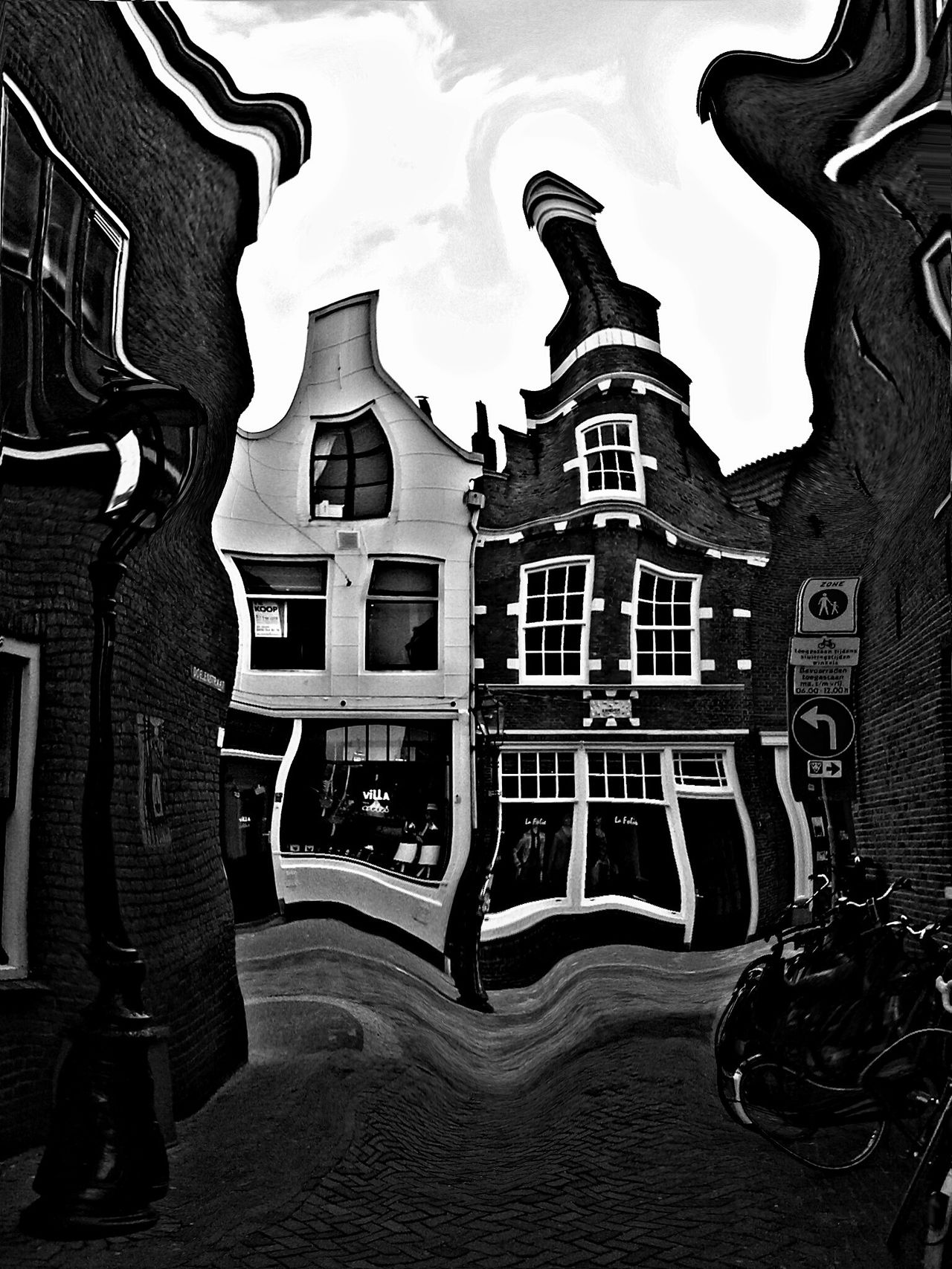 The Houses Have Been Drinking, Not Me! Dutch Architecture Surealism My Dreamscapes The Cameras Been Drinking, Not Me! The Architect - 2015 EyeEm Awards Amazing Architecture
