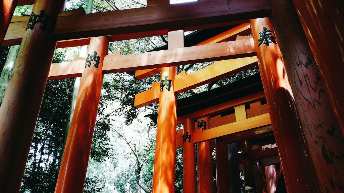 JAPAN. Kyoto. 04/2015 Japan Kyoto Streetphotography Photography Colour Smartphonephotography Thewanderingcatphotography