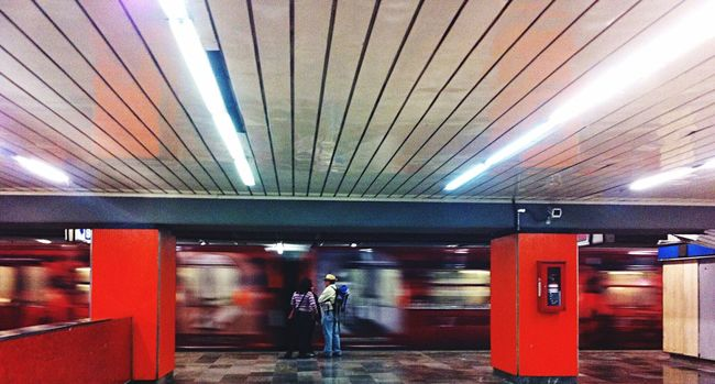 Perspectiva EyeEm Best Shots Architecture Perspectives Subway