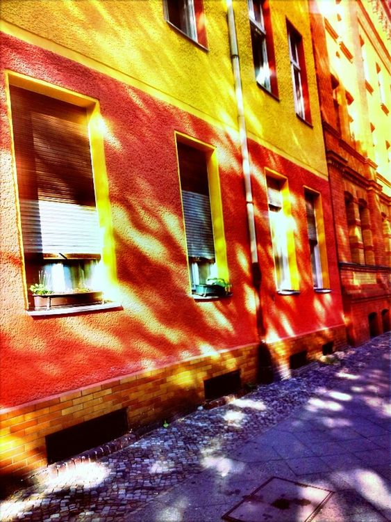 Colors in Berlin by fredhome