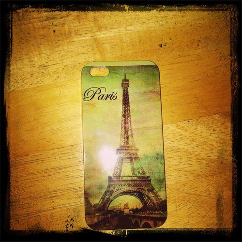 Love my new phone case #iphone5 #paris #france