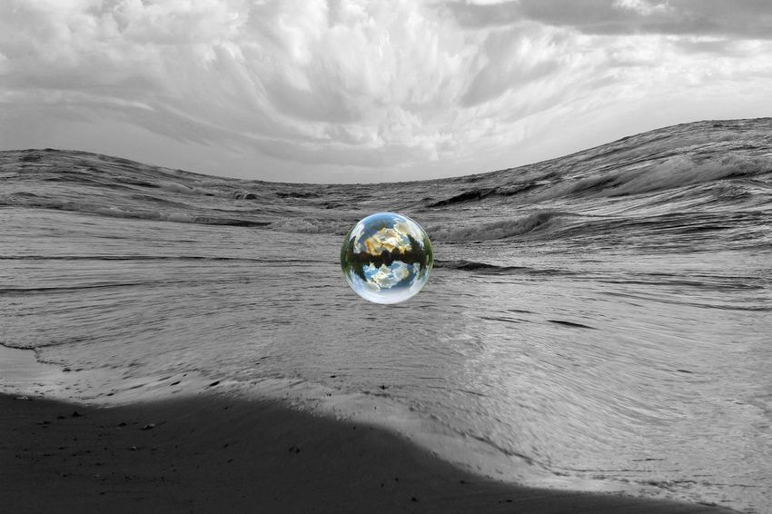 🌀🌊 Sea Northsea Denmark Holiday Europe Travel Traveling Trip Journey Eu Adventure Explore Enjoy Bubble Nature Sand Cloud - Sky Nature Outdoors Beach Soap Bubbles 💖 Storm Stormy Travel Landscape Lost In The Landscape