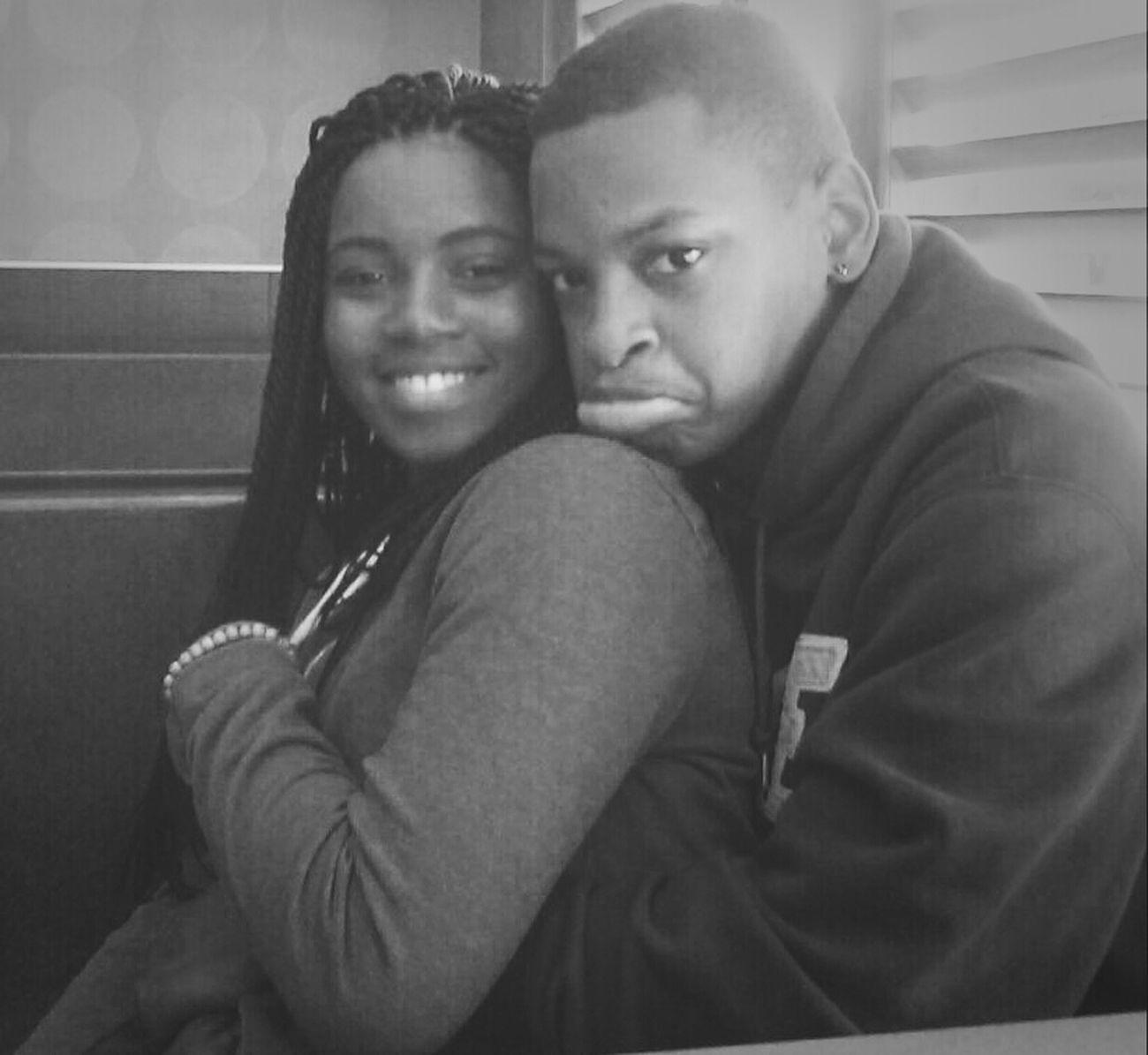 My boyfriend, my bestfriend, my future husband . Yes . Loveyoutothemoonandback My Boyfriend ❤ Peace ✌