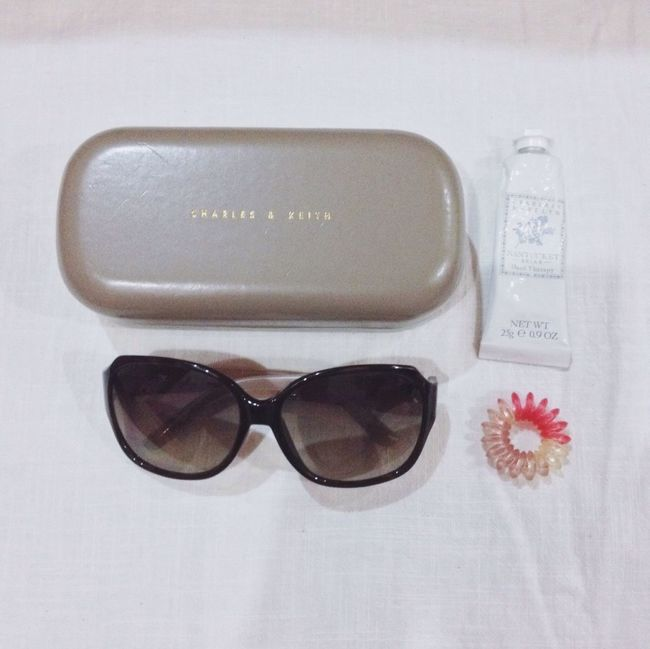 Accessories Charles&keith Shades Crabtree & Evelyn