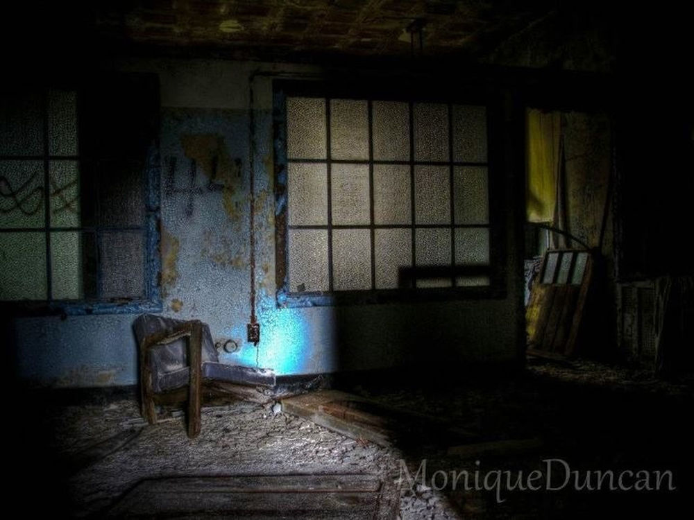 abandoned by Monique