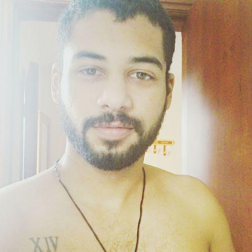 Tattoo Beard Portrait Selfie