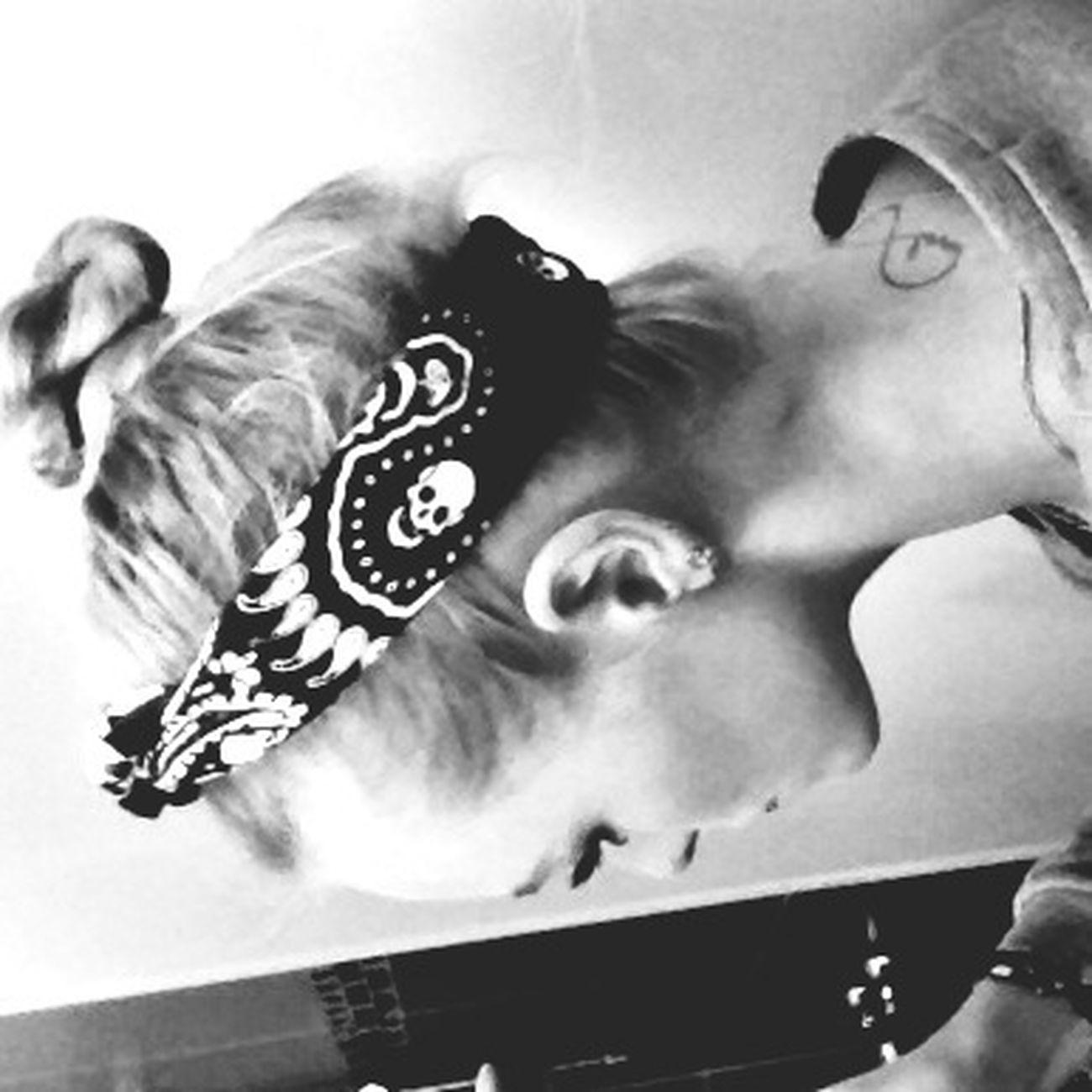 Portrait Tattoo Street Fashion