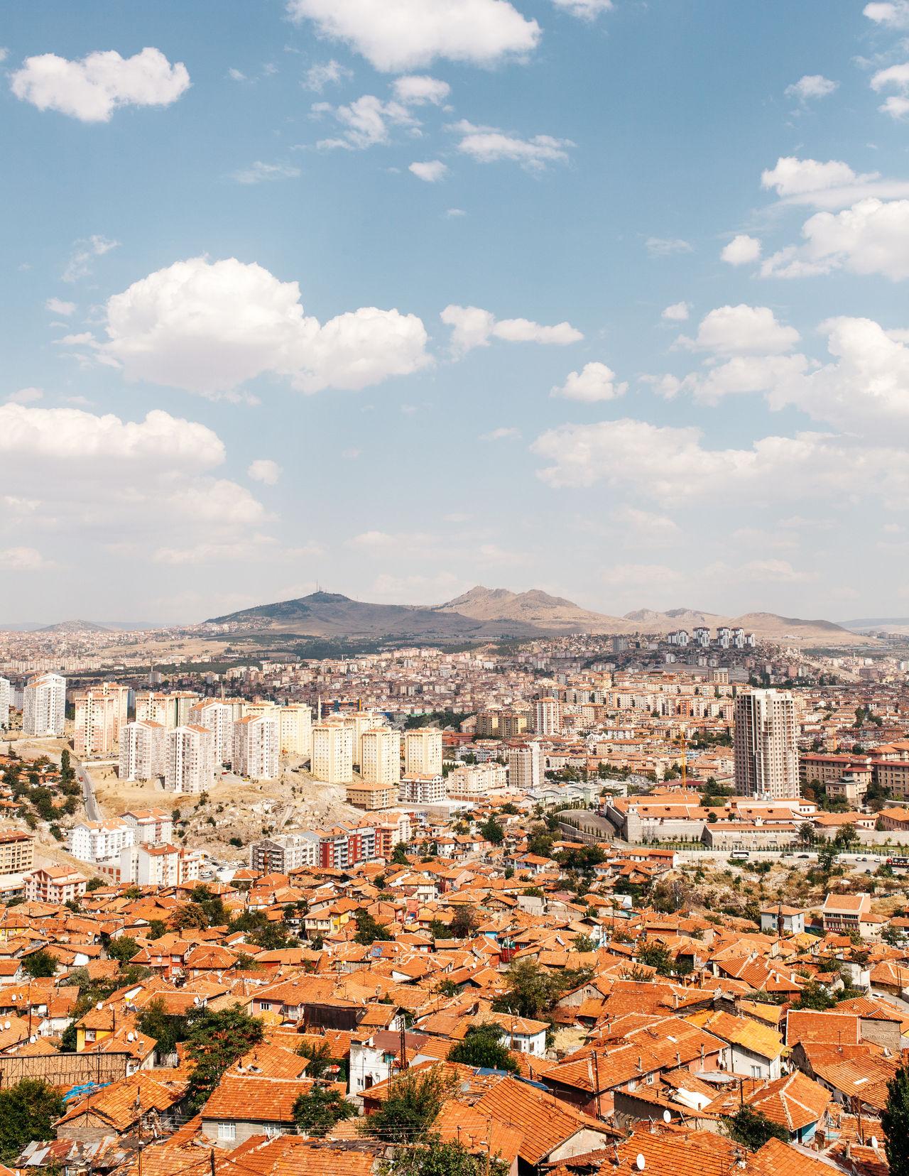 Beautiful stock photos of ankara, Aerial View, Ankara, Architecture, Beauty In Nature