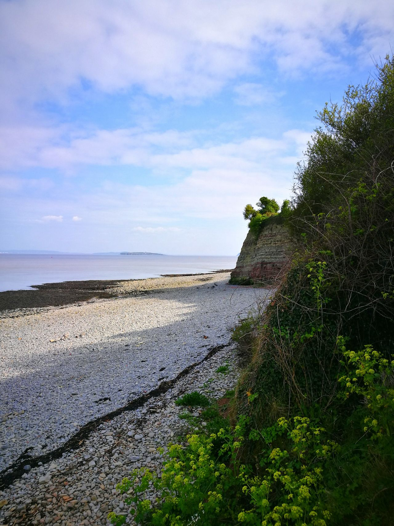 Afternoon Light Lets Go! Wonderful Moment Wales UK Wales❤ Beachlovers Fresh Air.  Beach Walk Cardiff, Lavernock Point Penarth United Kingdom Fresh Air.  Beachphotography Walking On The Beach