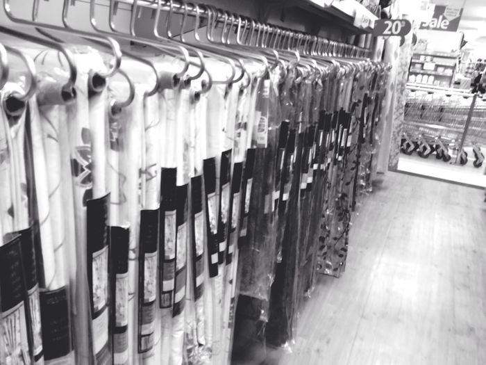 Curtain shopping