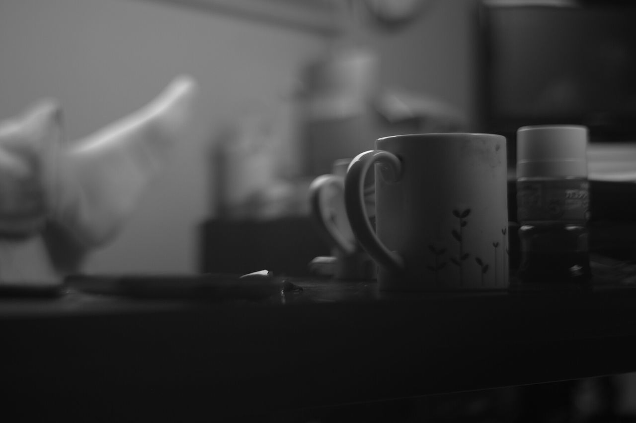 Coffee break Relaxing Jupiter-8 50mm F2 Jupiter-8 Kmz Coffee Coffee Break Coffee Cup Black And White Photography Black And White Collection  EyeEm Best Shots - Black + White