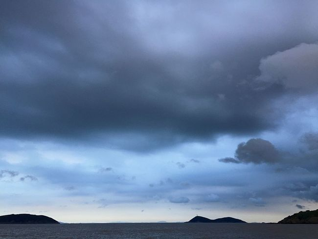 Island Scenery Clouds And Sky Lighthouse_lovers Clouds Lighthouse Sea And Sky Sea Shanghai City