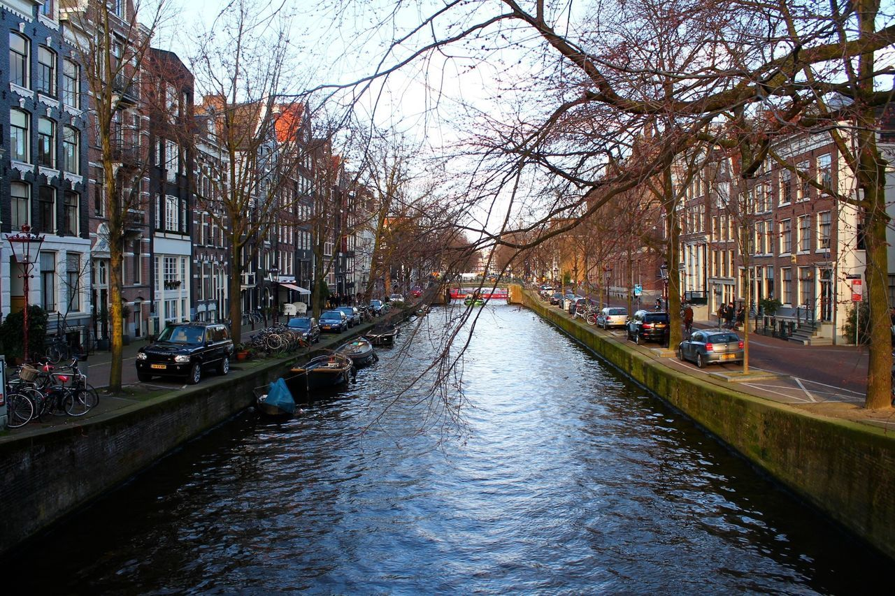 Amsterdam Netherlands Holland Favorite City Travel Canal Study Abroad