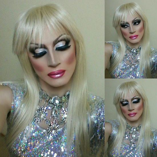 Divacrystal Backstage Star Pop Hello World Makeup Makeupartist Mua Blonde Perfect