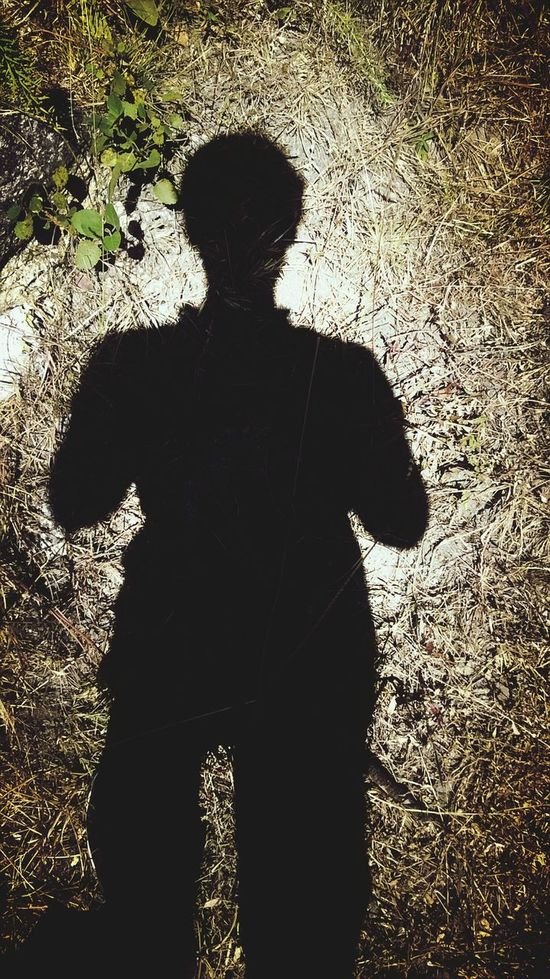 Am i just the shadow of my fate!! Hello World That's Me Enjoying Life Hanging Out Memorable Check This Out Shadows & Lights