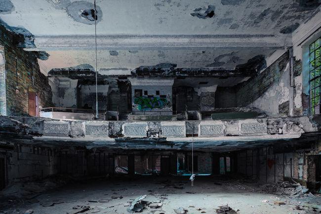 Abandoned Places EyeEm_abandonment NEM Derelict
