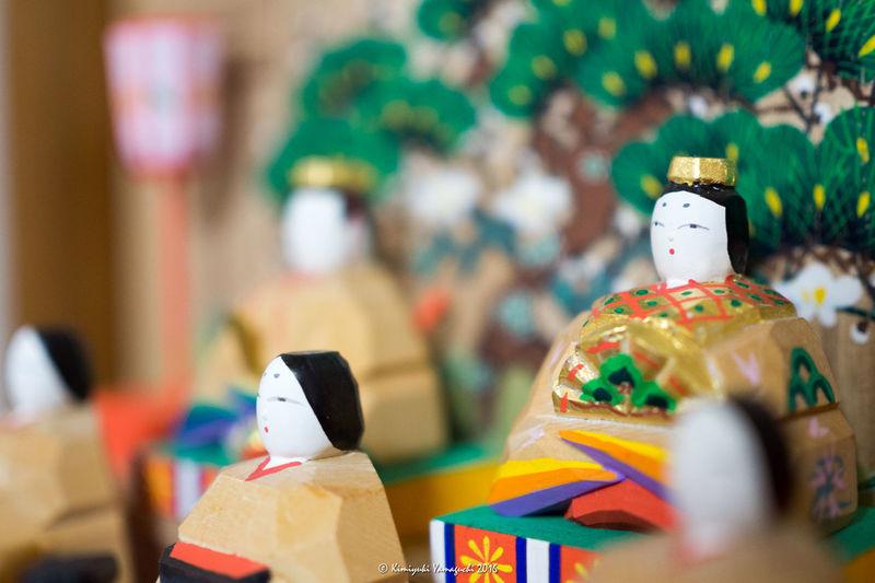 雛人形 一刀彫 / 我が家の雛人形も出てました Doll Dolls Event Figure Girls Festival Japanese Culture Japanese Style Olympus Olympus Om-d E-m10 ひなまつり ひな人形 雛人形ひ