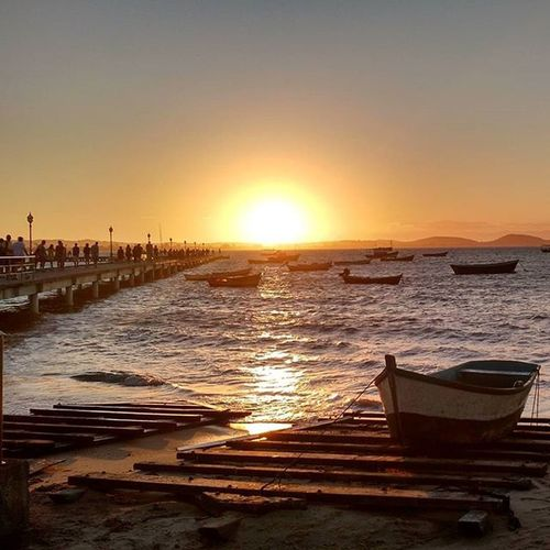 Buzios Sunset Pordosol Nofilter Jornaloglobo Riobemnafoto Meubrasilviagem