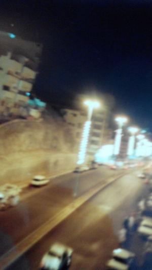 Cars Memories Saudi Arabia Ancient Picture City Mountain Night Photography Street Traditional
