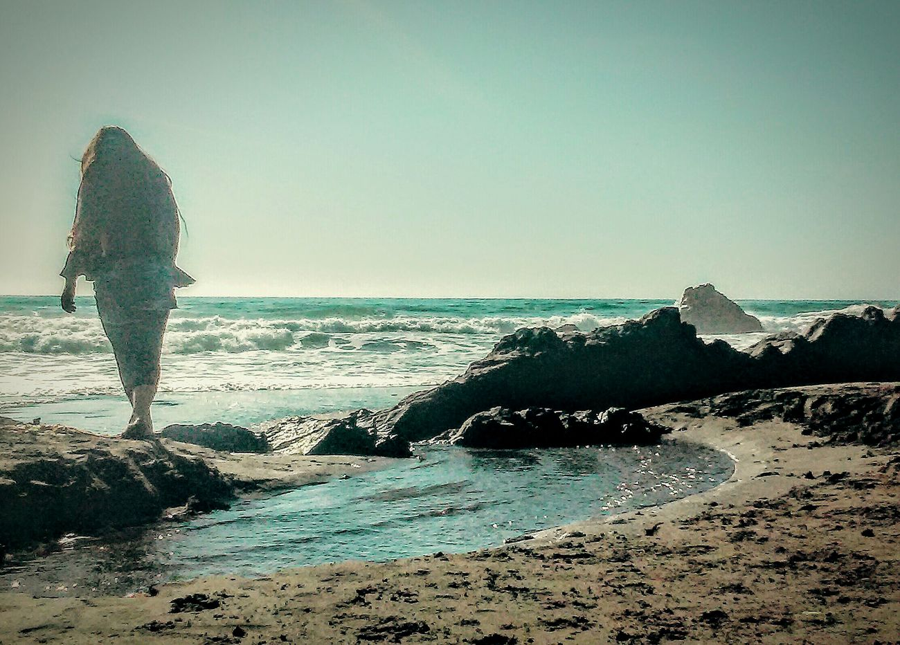 Edge Of The World the ocean speaks her language. zoe Ocean Pacific Ocean EyeEm Kids Enjoying Life Eyeem Northen California Enjoying The Sun Northern California