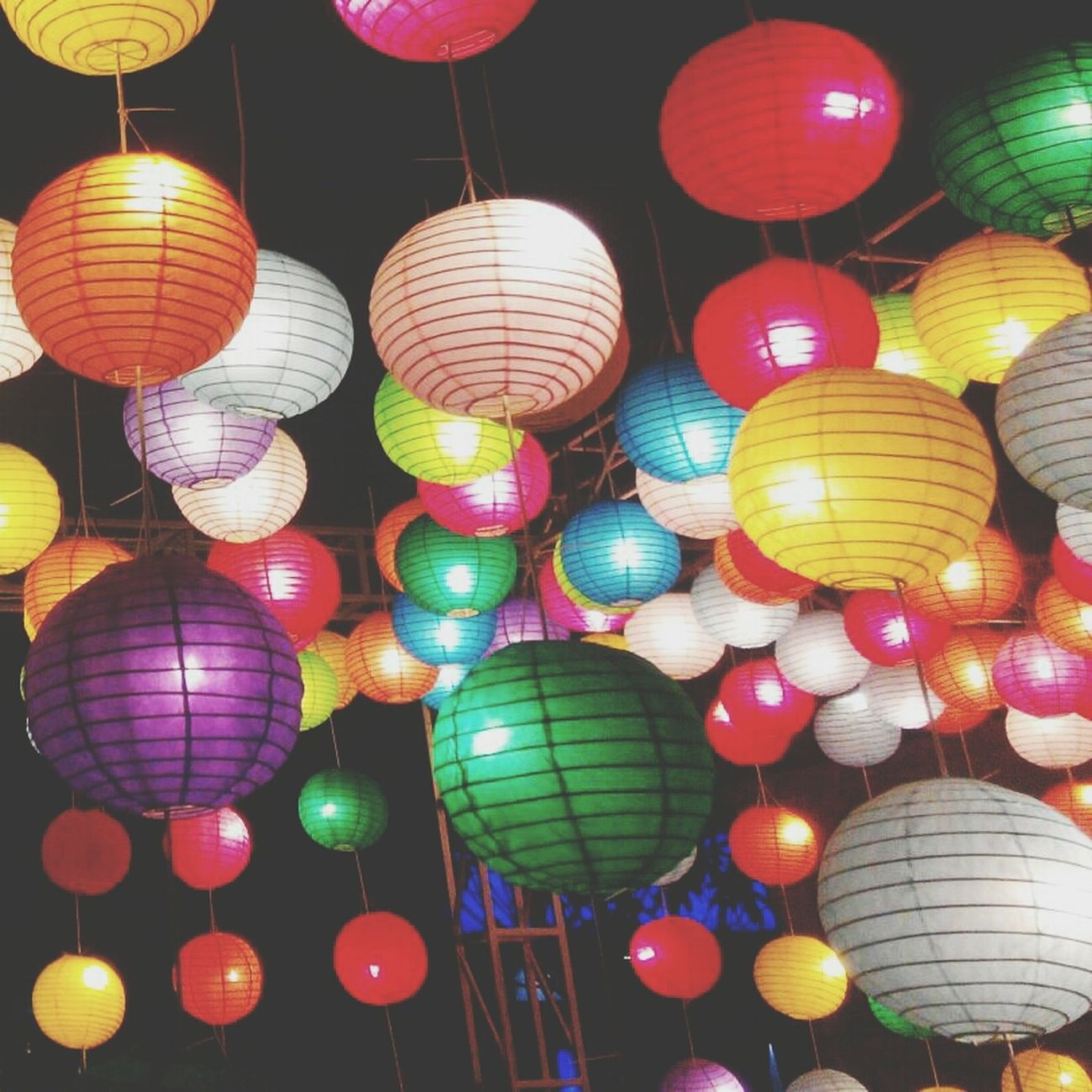 Lamps Colours