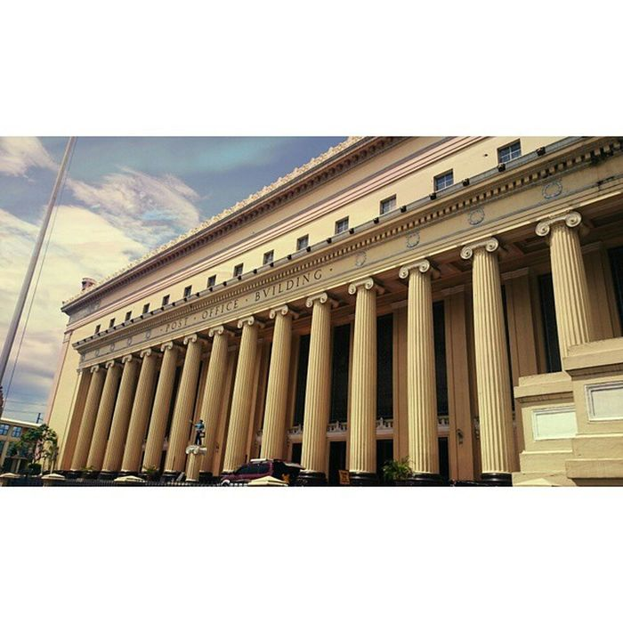 Manila this afternoon. I'm so impressed by this building. ?? ManilaPH Igersmnl Philippines Z1photography