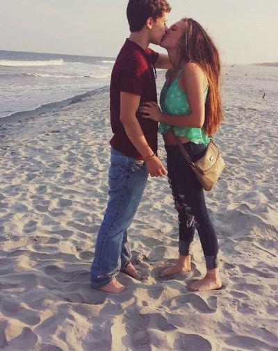 Boyfriend Lovehim Beach