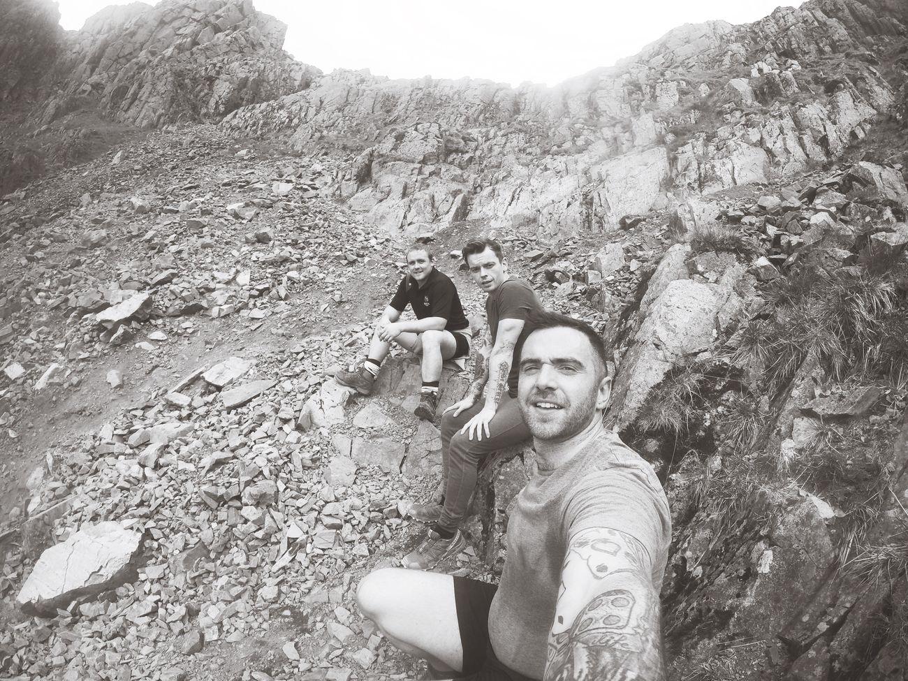 Final assent on our scrambling weekend. Mountaneering Mountains Hiking Exploring Lake District Scrambling Go Pro Hero 4 Climbing A Mountain Traininghard