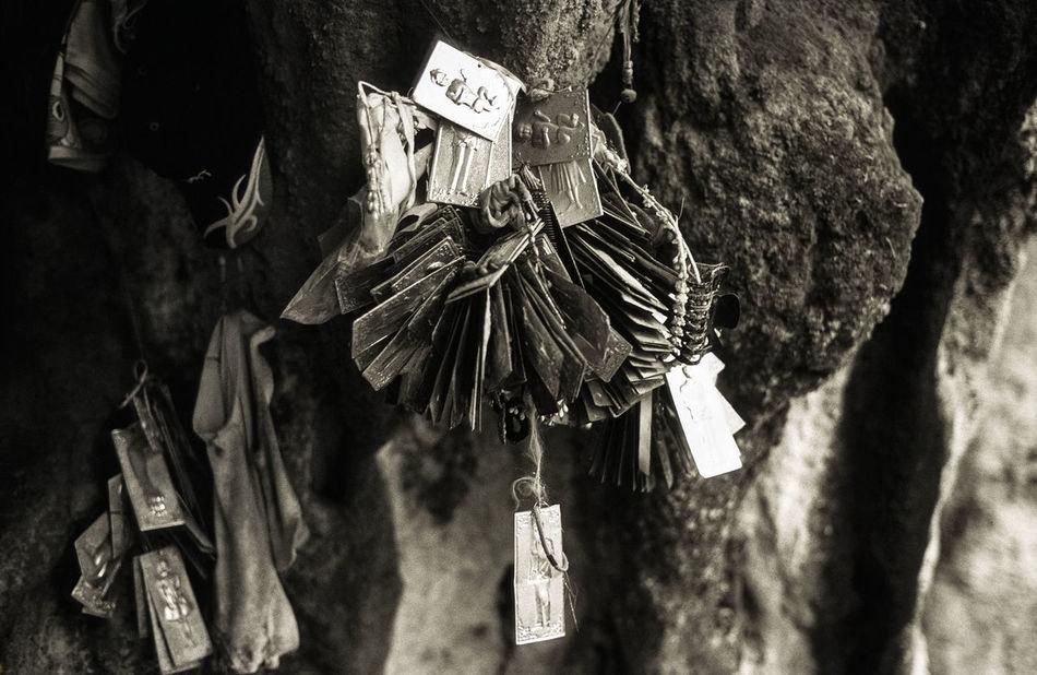 Ekklisia Agios Antonios, Crete, Greece Analog Blackandwhite Church Close-up Crete Day Film Focus On Foreground Greece Healthy Leisure Activity Lifestyles Orthodox Outdoors Part Of Relict Religion Unrecognizable Person