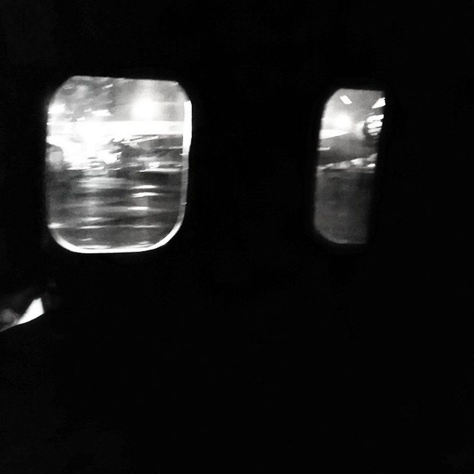 Leg one done, Presunrise Flight Travel under the cover of darkness.