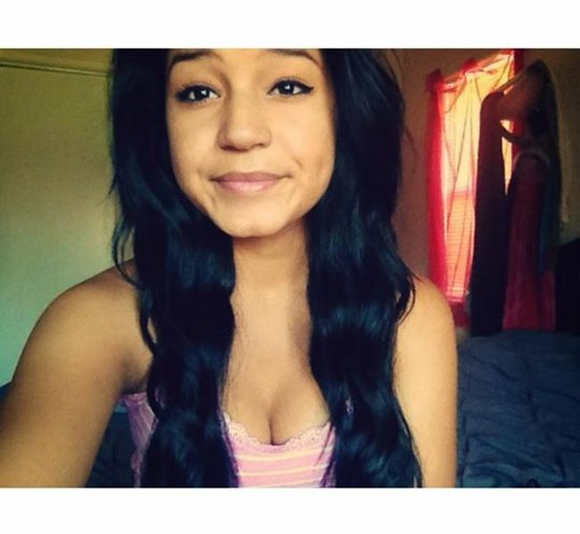 He said i'm the only girl out there that matters to him Old Pic ♡  Selfie ✌ Tbt When I Had Long Hair...