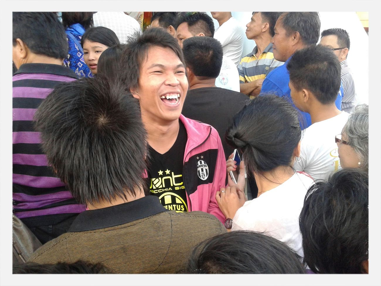 Senyuman Gaoel First Eyeem Photo