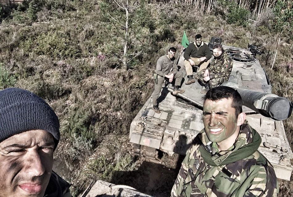 Portuguesearmy Leopard2 Army