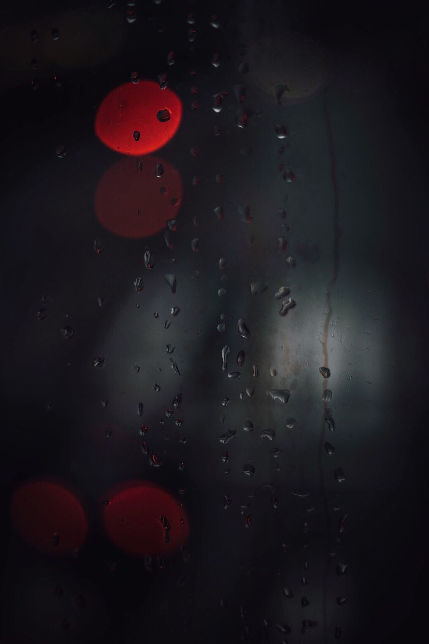 drop, red, water, no people, indoors, close-up, freshness, day