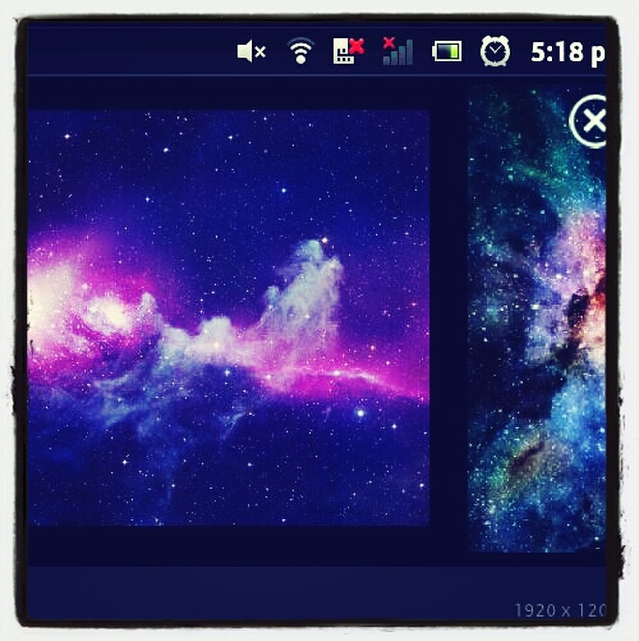 Galaxy Cool Pretty Imaginative