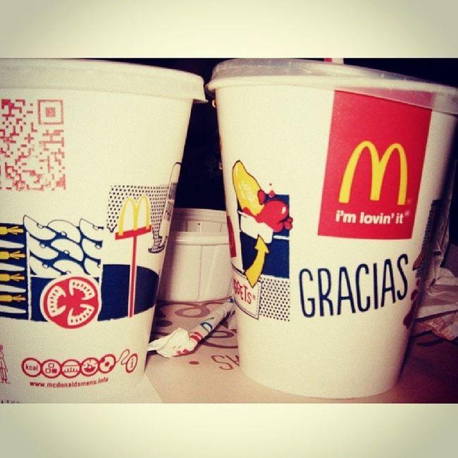 Macdonals Coca -Cola S ábado Saturday Salamanca