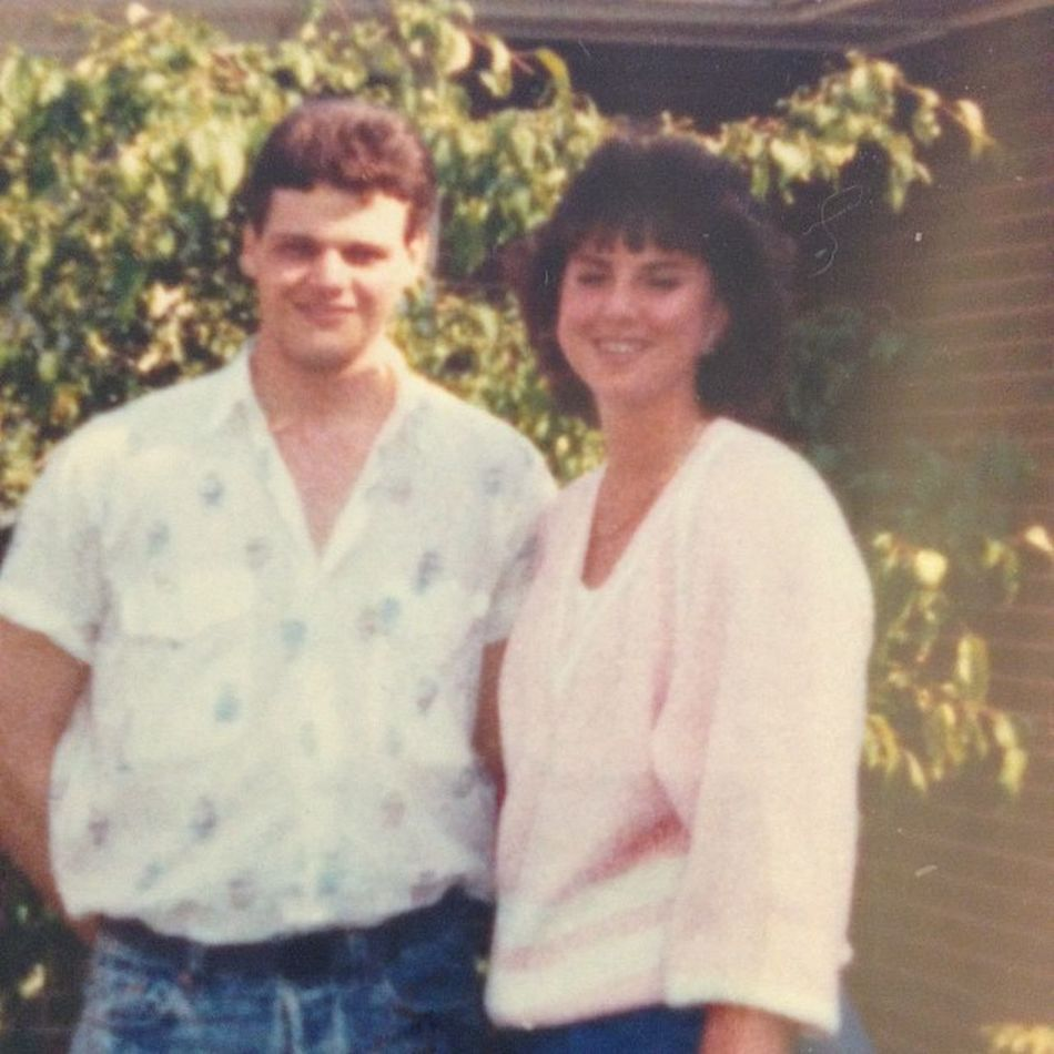 My mom and dad when they first were married . Oldalbums Lovelove Ilovemyfamily
