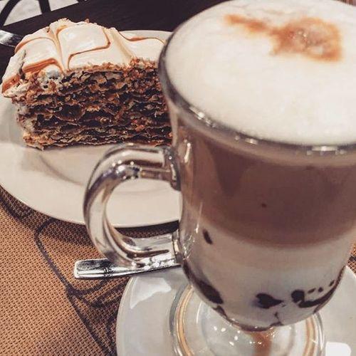 Um like para o Submarino com mil folhas do Morena café no Shopping Melancia