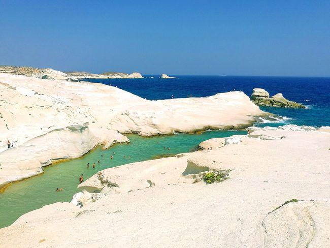 Milos Island Greece Wonderful_places Beautiful Nature Beautiful Colors