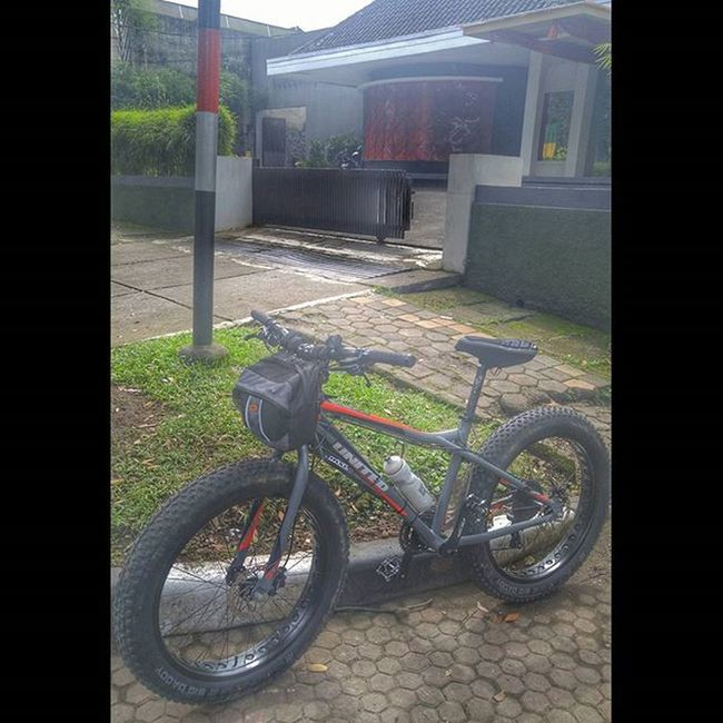 Fitness Bike Bicycle Polarbottle Eibag Fatbike United Grind Polarbear Eibag Fatbikeworld Val  2016 LG  G4 LGG4 😚 Bandung Bandungjuara 😚