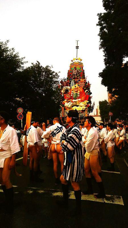 博多祇園山笠 Hakata Gion Yamakasa Fukuoka,Japan Festival 祭 山笠 Japanese Festival YAMAKASA Japanese Culture